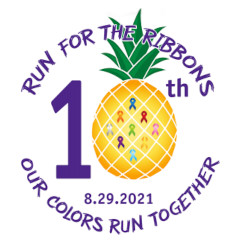Run for the Ribbons on the 10 of August